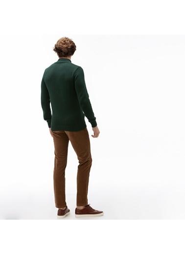 Lacoste Erkek Slim Fit Pantolon HH2002.02K Kahve